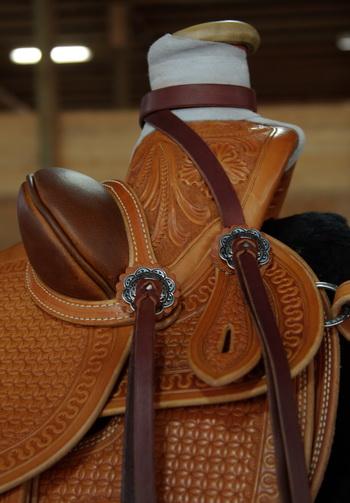 Horseshoe Saddlery - DAN'S SADDLE